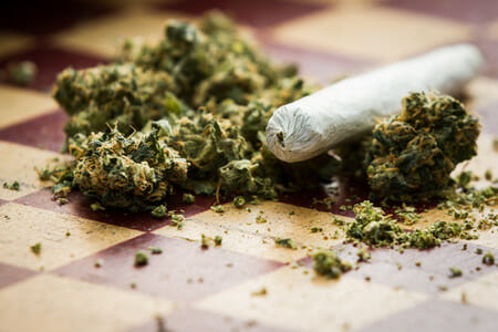 Bail Bonds Dallas - Marijuana