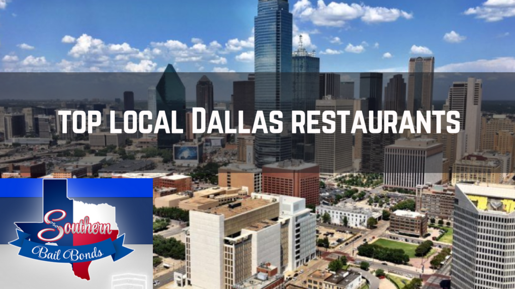 Southern Bail Bonds Dallas Dallas Texas Restaurant