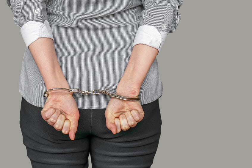Turning Yourself In To Jail